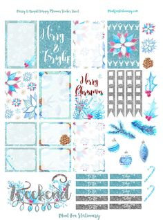 FREE merry-bright-happy-planner-sticker-sheet