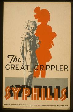 The great crippler - syphilis