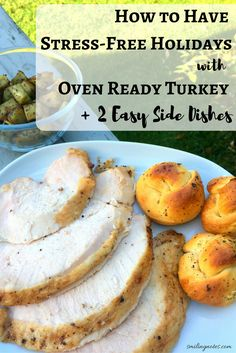How to have stress-free holidays with oven Ready Turkey and 2 Easy Side Dishes Make this Holiday season less stressful and more fun for your family and friends by using Jennieo Oven Ready Turkey - which goes straight from your freezer to oven. Plus check out two easy side dishes that that can be made under a few minutes. Holiday entertaining just got easier # JennieOHoiday #sponsored