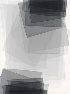 vjeranski | nearlya: Joachim Bandau, Schwarzaquarelle, 2011