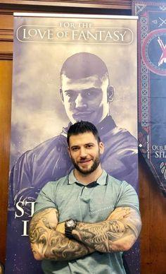 Stan Yanevski, Stanislav Ianevski, Back Workout Bodybuilding, A History Of Magic, Men In Tight Pants, Hot Guys Tattoos, Harry Potter, Hunks Men, Comic Games