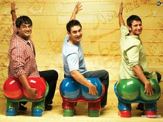 Three Idiots, one of my favourite movies