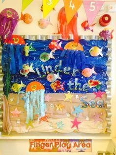 Under the sea display