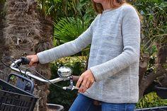 Ravelry: Violetta - pull avec poches pattern by Julie Jaeken