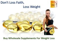 Buy Wholesale Supplements For Weight Loss