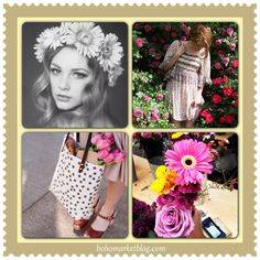 #flower child #love #boho #inspiration