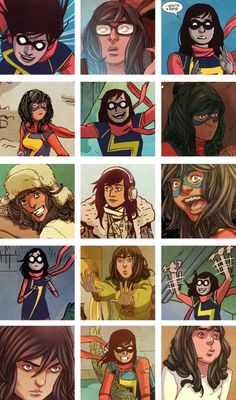 Kamala Khan / Ms. Marvel