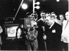 Há 124 anos nascia, em Umbuzeiro-PB, Assis Chateaubriand, o homem que trouxe a TV para o Brasil.