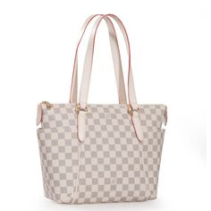 Totally PM in Damier Azur Canvas