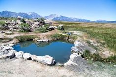 If you are looking to explore a few hot springs on your trip up Highway 395 then be sure to set aside some time for exploration near Mammoth Lakes. Off Benton Crossing Rd there are no less than 6 different hot springs (probably more I don't even know about) that you can drive / walk …