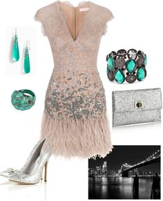 """""""Pretty in Pink"""" by lizardbeth09 on Polyvore"""