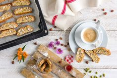 hazelnut and pistachio biscotti recipe