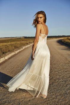 Angela and ithyle wedding dresses