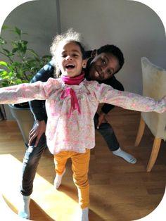 Tunique little angel P&M www.aufilducanal.com
