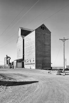 Grain Elevator, The Dalles, OR, September, 2012