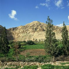 Mount of Temptation, near Jericho, Israel