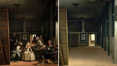 Human Figures Removed from Classic Paintings by Artist José Manuel Ballester Fra Angelico, Guernica, Classic Artwork, Classic Paintings, Pablo Picasso, Da Vinci Last Supper, The Birth Of Venus, Famous Artwork, Colossal Art