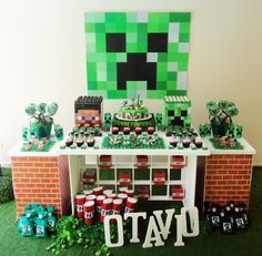 ::Mesa Minecraft do Otavio