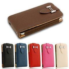 iPhone SEケースブランドエルメス上下縦開き式手帳型 ブランドカード収納 iphone5S/5 携帯カバー HERMES