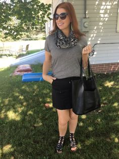 Shop your closet by Jaymie Ashcraft Skater Skirt, Cool Style, Short Dresses, Skirts, How To Make, Fun, Leather, Closet, Shopping
