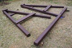 Одноклассники A Frame Swing Set, Porch Swing Frame, Bench Swing, Frame Stand, Swing Set Plans, Swing Seat, Playground Swing Set, Backyard Swing Sets, Diy Swing