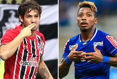Irregulares no Brasileiro, São Paulo e Cruzeiro se enfrentam no Morumbi #globoesporte