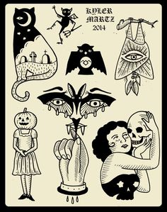 Image result for classic tattoo flash