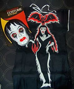 Collegeville Costume with Mask