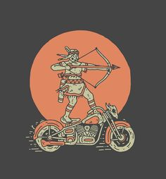 Some freelance that didn't work out, still really love this drawing. #illustration #design #graphicdesign #drawing #art #traditional #tattooflash #indianmotorcycle #vintage #handdrawn #handmade