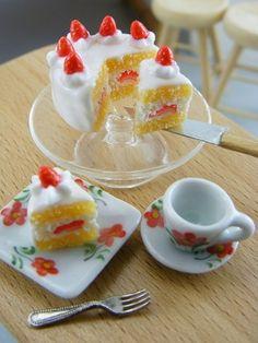 Shay Aaron's miniature food sculptures | Jelly Good Food