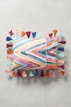 Shop the Tasseled Medina Pillow and more Anthropologie at Anthropologie today. Read customer reviews, discover product details and more.