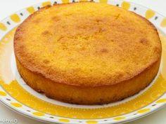Gâteau marocain à l'orange et aux amandes
