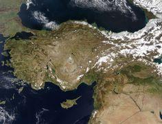 Kışın Türkiye'miz 😊