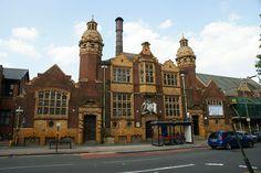 Moseley Road Baths, Sparkbrook, Birmingham, UK #England #Birmingham