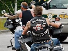 gang porn motorcycle Outlaw