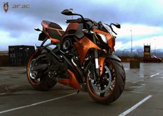 The Ducati Hunter