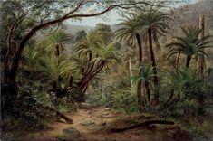 Landscape Art, Landscape Paintings, Australian Painting, Australian Artists, Google Art Project, Jungle Art, Artwork For Home, Cool Landscapes, Graphic Design Art