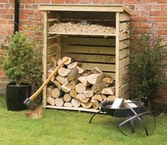 Buy a Rowlinson Small Log Store securely at GardenSite for only £99.99. We offer fast UK delivery, cheap prices and our 5-star service which is backed up by over 5000 reviews. We're open 7 days a week so shop online now or call 0121 355 7701 for free advice. BUY TODAY >>>