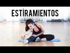 Estiramientos de todo el cuerpo para después del ejercicio