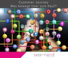 """Was bewegt User zum Kauf? Unser kleiner Reiseführer zum Thema """"Customer Journey"""":   #seonerd"""