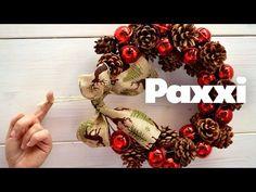 Christmas Wreaths, Christmas Crafts, Xmas, Christmas Videos, Halloween, Holiday Decor, Fall, Diy, Youtube