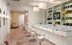The Dry Bar, $35 blowout