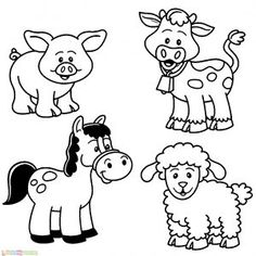 Cute Wildlife Coloring Pages Asc Print 2 In 2018 Pinterest