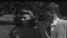 "kathleen-kick-kennedy: "" Kennedy siblings, Kick and Jack exchanging glances. Kathleen Kennedy, John F Kennedy, Kathleen Cavendish, Rose Kennedy, John Junior, John Fitzgerald, Two Daughters, Jfk, Presidents"