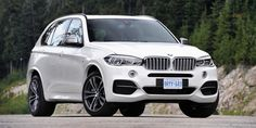 Next Gen 2017 BMW X5 SUV White