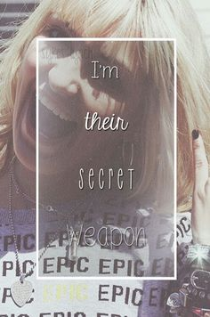 Rydel is their secret weapon and they wouldn't be the same without her.