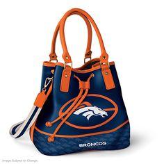 Denver Broncos Bucket Handbag With Team Logo Denver Broncos Womens, Denver Broncos Football, Nfl Denver Broncos, Broncos Fans, Best Football Team, Nfl Fans, Seattle Seahawks, Seahawks Football, Football Baby