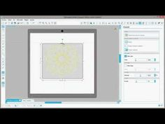 Trazar dibujos tipo blonda en Silhouette Studio - YouTube