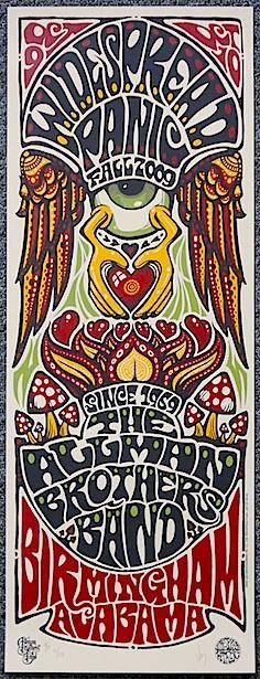 Widespread Panic, Allman Brothers Band