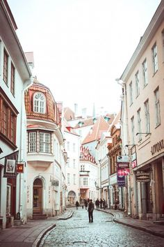 Skip Stockholm, Visit Tallinn. Estonia's capital city boasts a fascinating melding of Russian and Scandinavian influences. The supremely walkable Tallinn is also home to one of the best-preserved medieval sectors of the Baltic region, thanks to its inclusion as a UNESCO World Heritage site.
